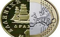 δραχμη ευρω
