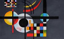 Wassily Kandinsky GRAVITATION